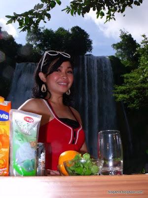 Rin Rin Marinka - Cooking in Paradise