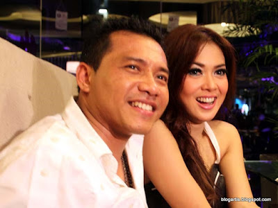 Anang and Syahrini are not the perfect couple