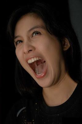 Sandra Dewi ready to sucks anything