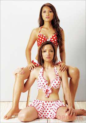 Marlin Taroreh & Emma Purnama sexy