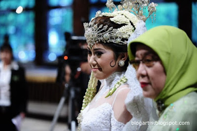 Wedding Ceremony - Meutya Hafid