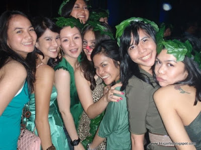 Wulan Guritno - Bachelorette Party