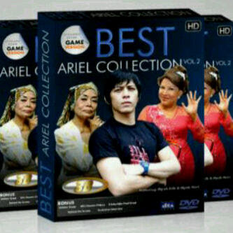 Ariel, Luna Maya & Cut Tari The Best Video Collection