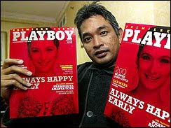 Playboy Indonesia's editor will go to prison