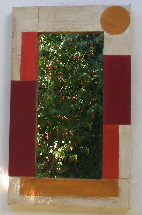 Nuestro arte septiembre 2010 for Espejos enmarcados