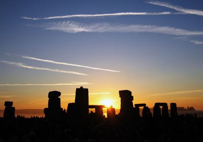 The longest day – Summer Solstice 21st June 2011
