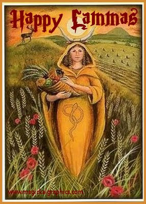 Wyldestone Cottage: Lammas/Lughnasadh/August 1st