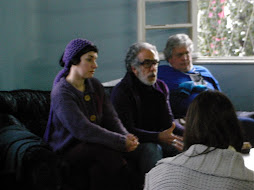 Stella Bento, Mauro Soares e Dunga no festival de 2007