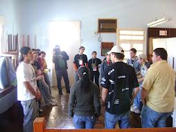 Equipe de trabalho 2009