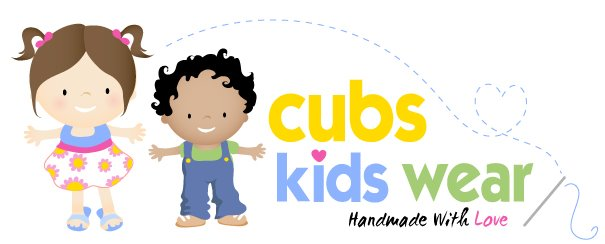 Cubs Kids Wear - Handmade with Love