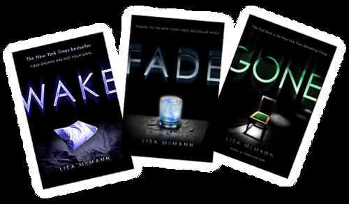 Gone (Wake Trilogy, Book 3) by McMann, Lisa