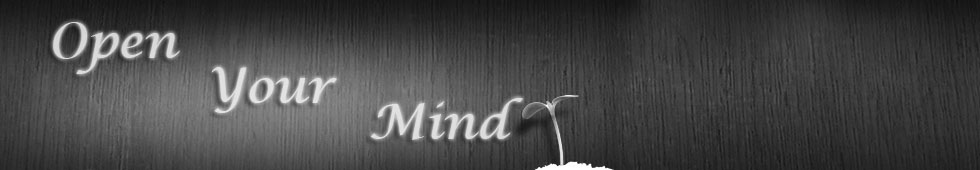 Open Your Mind | Cinta Linux