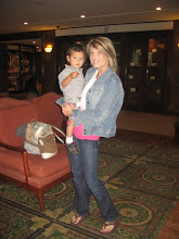 Mommy & Mateo after breakfast