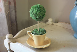 Teacup Topiary