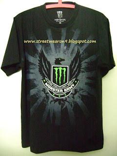 streetwear online shopping monster energy t shirt. Black Bedroom Furniture Sets. Home Design Ideas