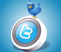 Estamos também no Twitter