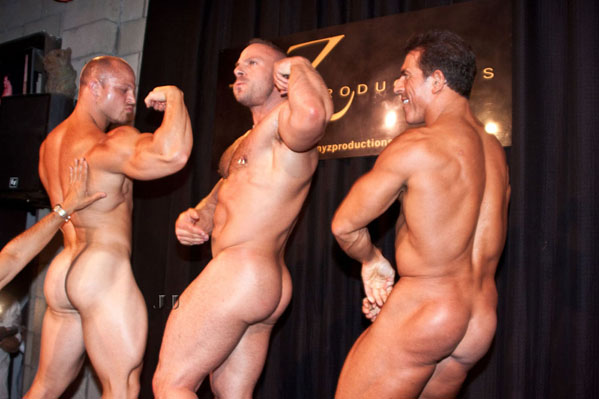 Absolutely Male bodybuilder strip videos carry higher