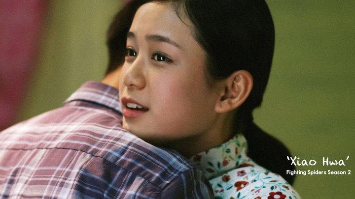 ... yang sibuk di Chinatown, drama 13 episod ini membawa perubahan usia