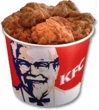 Elabracion de pollo crujiente tipo kentucky