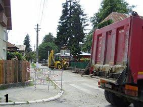 002 Au început lucrările la Strada Griviţei