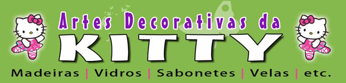 Artes Decorativas Kitty