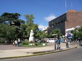Monte Grande y sus plazas