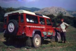 Escursioni in Land Rover - Emanuele Pisarra.