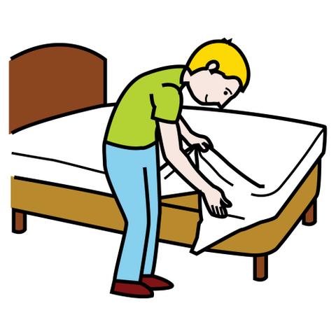 como hacer la cama taringa