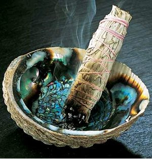 Houseplant Care Guides How To Make A Smudge Stick And