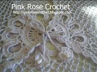 Crystal Lace Bolero - Crochet Me