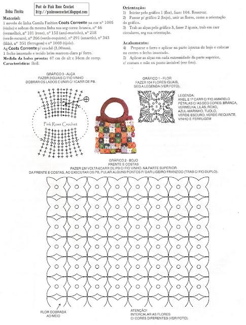 [Bolsa+Florita+Croche+Gr+-++Crochet+Handbag+-+Pink+Rose.JPG]