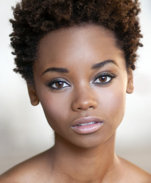 Short Hairstyles for 4C Natural Hair