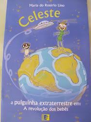 Celeste, a pulguinha extraterrestre em: