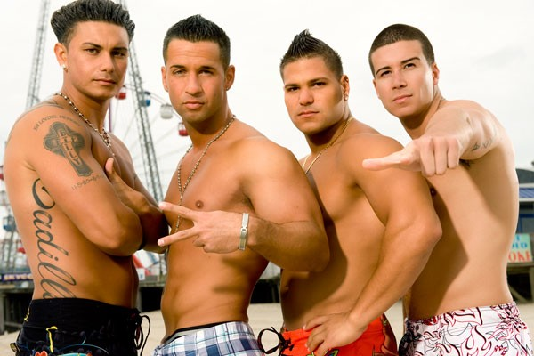 jersey shore ronnie haircut. jersey shore ronnie fight. hot