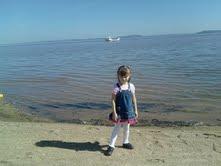 Minha neta Eduarda