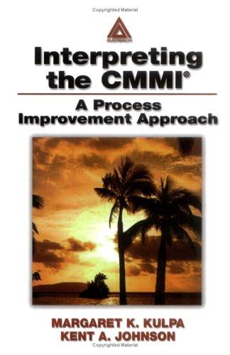 Interpreting the CMMI: A