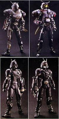 More Kamen Rider Figures - HOBBY CHAOS - Bruneian Otaku | Geek | Entertainment Blog