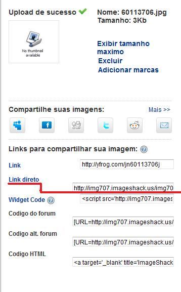 Como Hospedar Imagem Na Net Image+shack+2