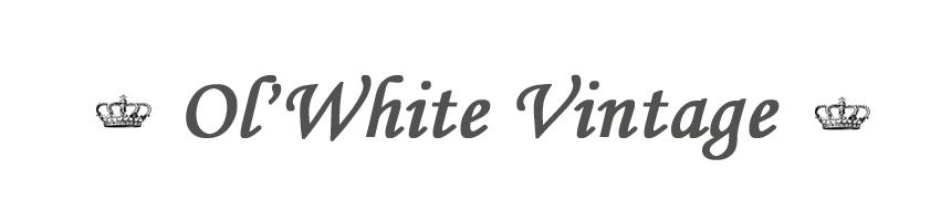 Ol' White Vintage
