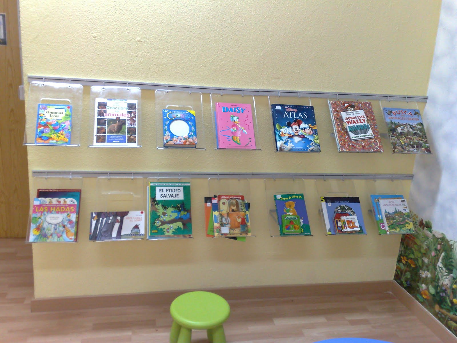 Vivencias especiales: recursos e ideas de una maestra: Biblioteca con ...