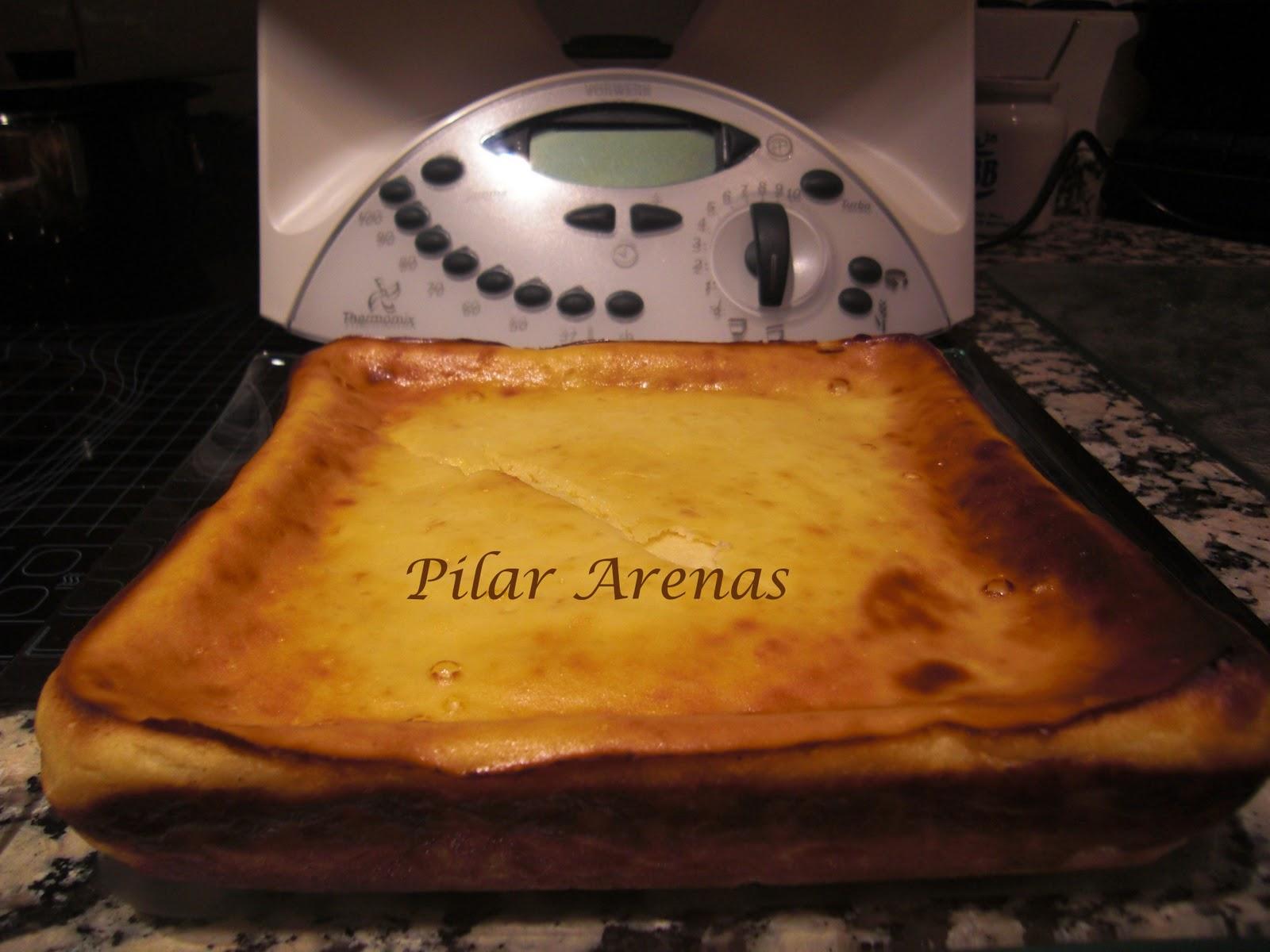 Quesada pasiega thermomix utilizando thermomix cocina for Cocina thermomix facil