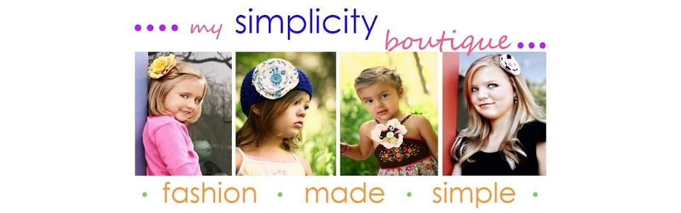 My Simplicity Boutique