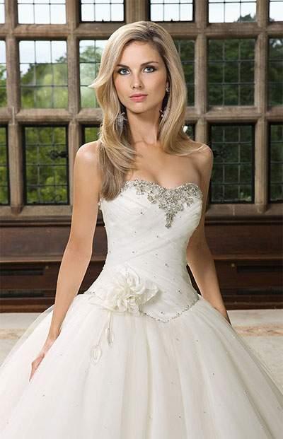 Los vestidos de novia mas modernos