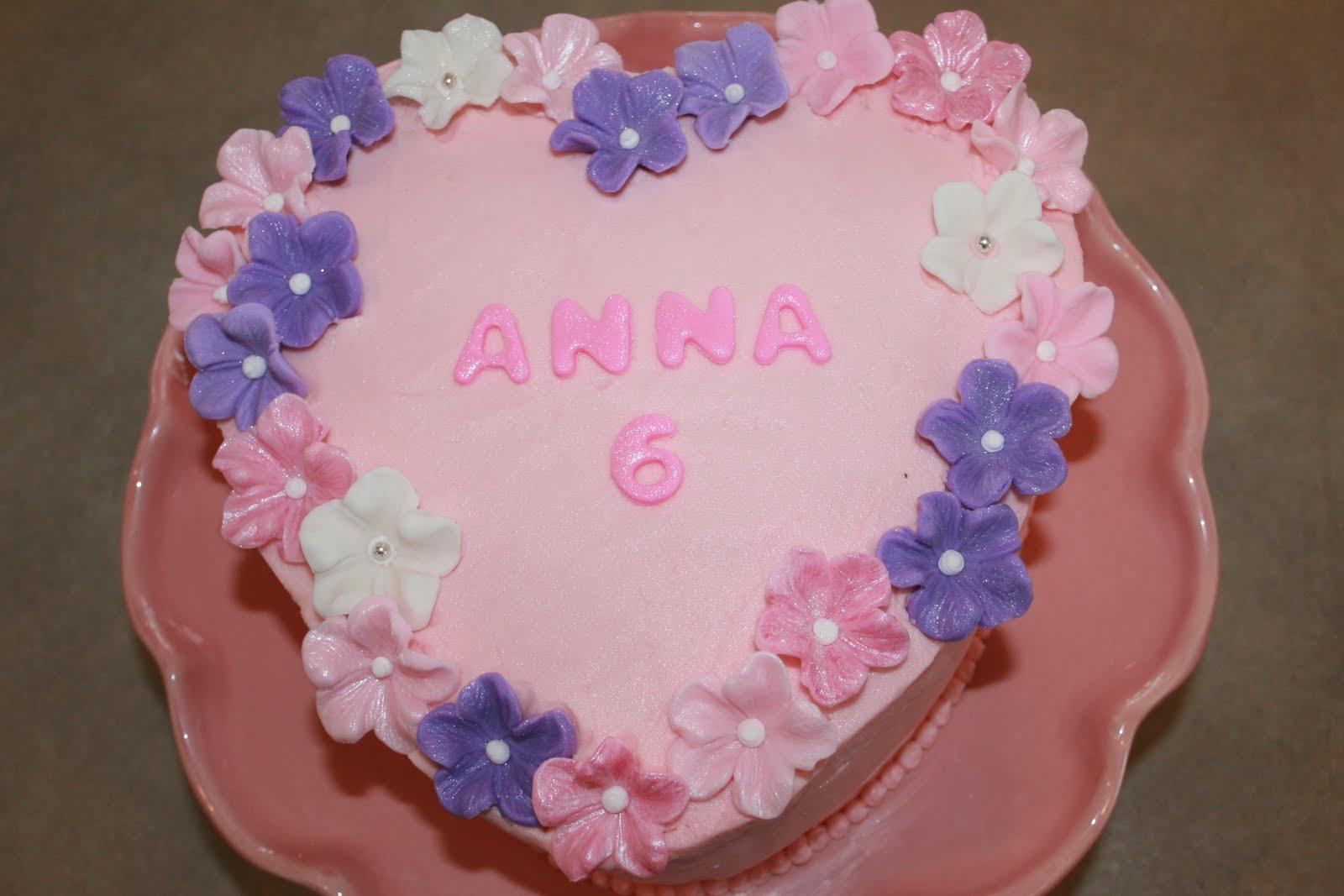 Heart Shaped Birthday Cake Design : Sweet cake design: heart shaped birthday cake