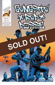 Gangsta Rap Posse | Issue 1 | SOLD OUT!