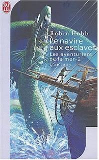Hobb Robin - Le navire aux esclaves - Les aventuriers de la mer T2 Aventuriersmert2