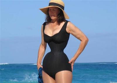 Jogo de exercícios de perda de peso de mulheres
