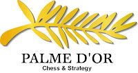 Gagnez la palme d'or Chess & Strategy