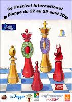 Un duel France - Angleterre aux échecs à Dieppe