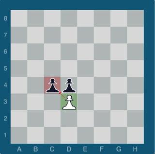 Le pion aux échecs